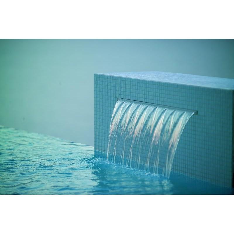 Cascada piscinas powerfall de zodiac for Accesorios para piscinas cascadas