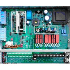 Placa electrónica base analyt/PM Analyt Poolmanager PM4 de Bayrol