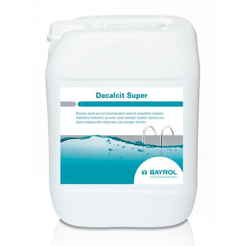 Gel limpiador Decalcit Super Bayrol