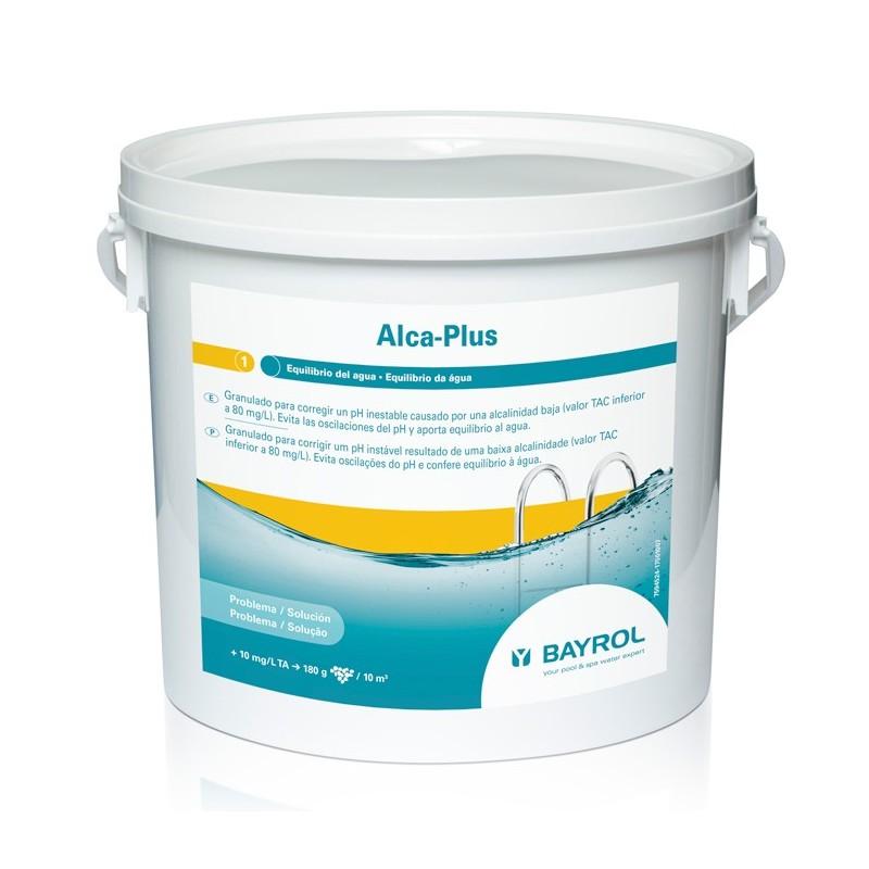Incrementador Alcalinidad Alcaplus (5kg - 25kg)