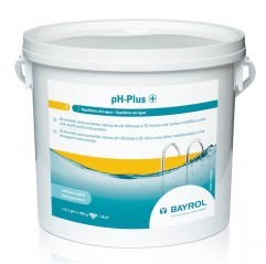 Incrementador de pH (pH Plus 5kg - 25kg) de Bayrol