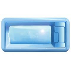 Piscina de Fibra Poliéster Compacta 5 Spa