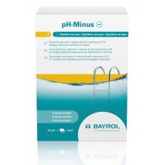 Reductor de pH (pH Minus) 2Kg. de Bayrol