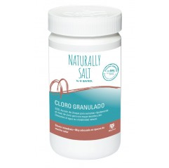 Cloro Granulado SOS Shock Naturally Salt Bayrol