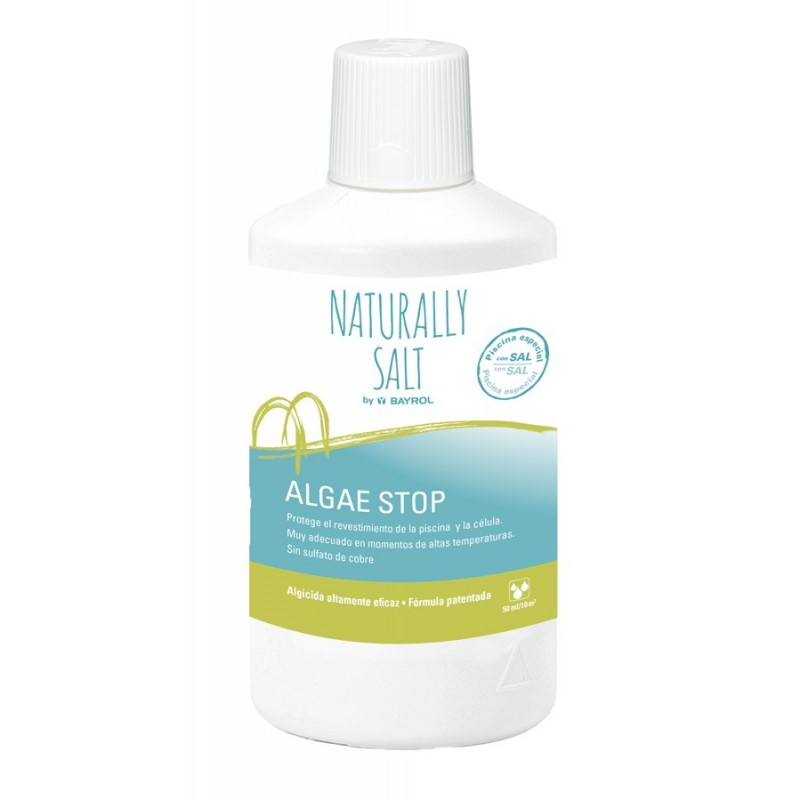 Algae Stop Naturally Salt 1L Bayrol