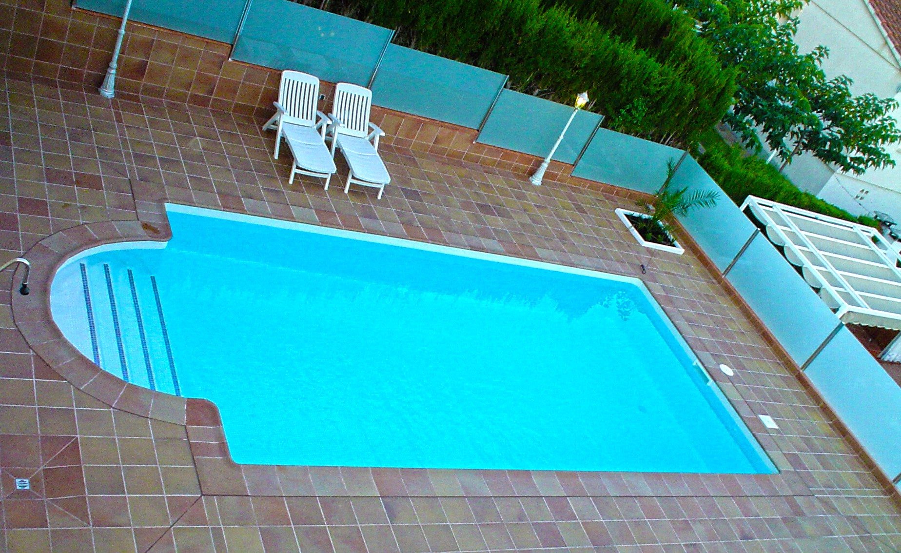 Piscinas obra precios amazing piscina with piscinas obra for Medidas de piscinas de obra