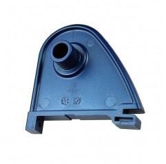 Clip fijación de rodillos azul  Limpiafondos Zodiac RV4400 - RV5400 - RV5500