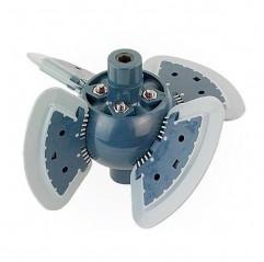 Conjunto soporte aletas del motor Limpiafondos Zodiac W79013