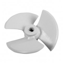 Hélice turbina aspiración 64 mm Zodiac W0435A
