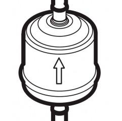 Deshidratador 053S Zodiac Powerpac / Onepac / Power First WCY00995