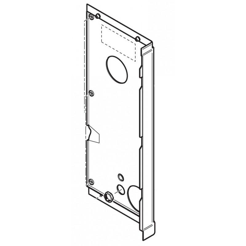 Placa salida condensador Zodiac Powerpac/ Onepac W20KITZPHPLAQUE