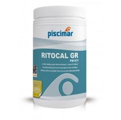 Cloro Granulado PM-532 Ritocal (Hipoclorito cálcico)