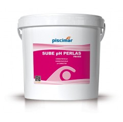 Incrementador de pH PM-602 Sube pH Perlas 6kg de Piscimar