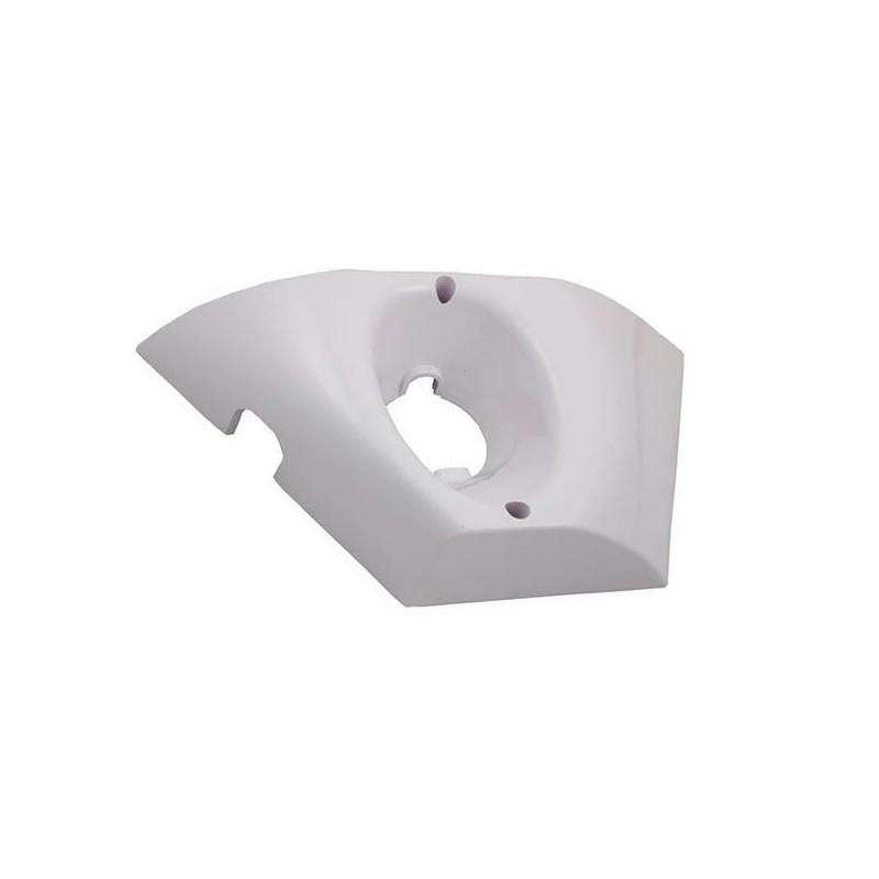 Carcasa inferior blanca con abrazadera Polaris 280 W7230236