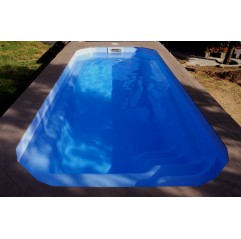 Piscina de Fibra Poliéster Baby Pool 2
