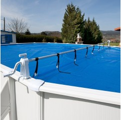 Enrollador piscinas elevadas Gre 40135
