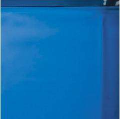 Liner Azul piscina Gre redonda 40/100 - Altura 120 - Sistema colgante