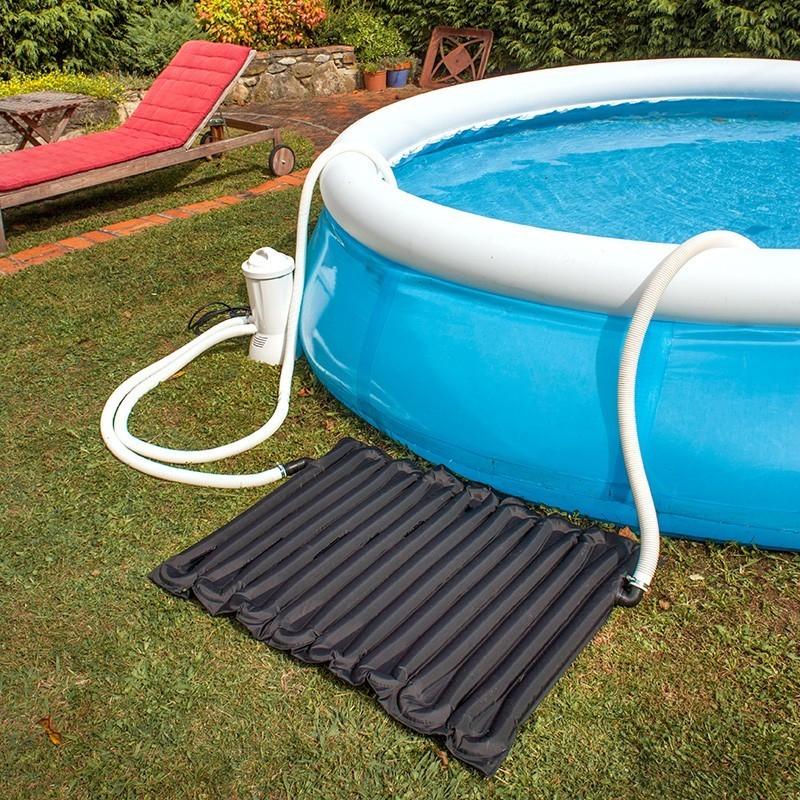 Calentador solar piscinas autoportantes ar20693 for Calentador solar piscina casero