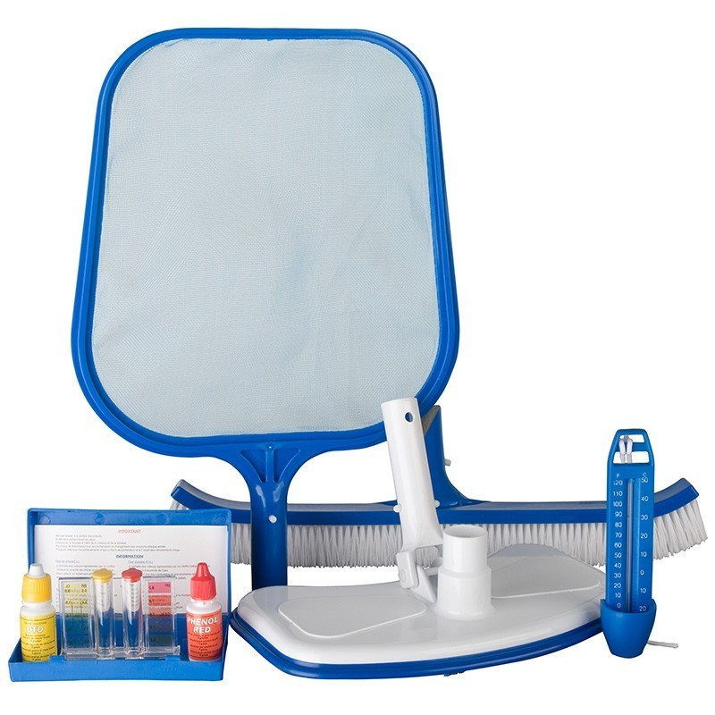 Kit mantenimiento piscinas KMA05