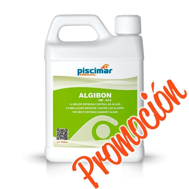 Promoción algicida piscinas PM-614 Algibon