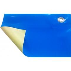 Cobertor de invierno 620grs Azul/Negro