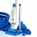 Kit limpiafondos aspiración manual Gre Medium Vac AR20637