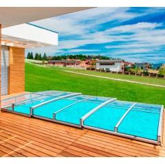 Cubierta piscina Albixon Casablanca Infinity EVO