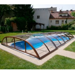 Cubierta piscina Albixon Dallas Clear