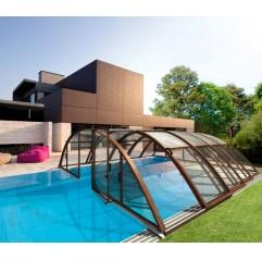 Cubierta piscina Albixon Klasik