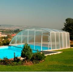 Cubierta piscina Albixon Monaco