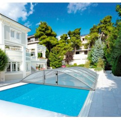 Cubierta piscina Albixon Klasic Smart