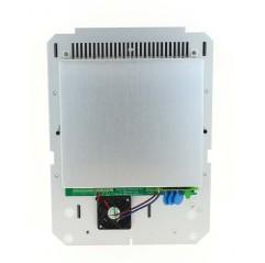 Carta electrónica alimentación con soporte aluminio y ventilador para Clorador Salino Ei Zodiac