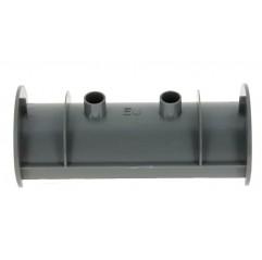 Adaptador para tubo Ø50 mm (EU) para Clorador Salino Ei Zodiac