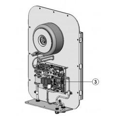 PCB alimentación (+ pasta térmica & tornillos) Zodiac Ei²