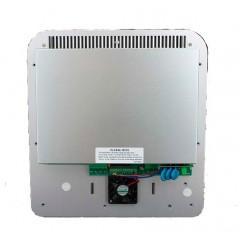 Conjunto carta electrónica alimentación con soporte aluminio y ventilador  Clorador Salino Zodiac Tri y Tri expert.