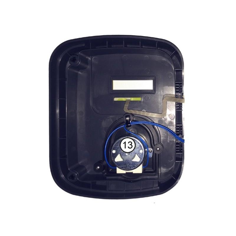 Motor de bomba peristáltica completo pH Perfect / pH Expert Zodiac