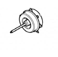 Motor Ventilador Bomba de Calor Zodiac Power 5, 7 y 9 / Z200 WWA01009