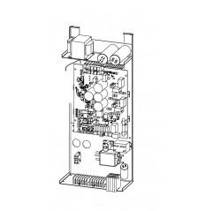 Conjunto eléctrico completo sin display MD5 Bomba de calor Zodiac ZS500