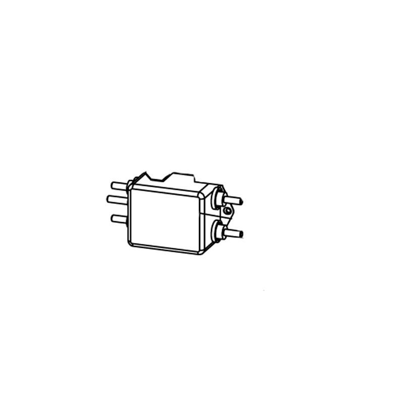 Filtro EMC 250-16A MD4-MD5 Bomba de calor Zodiac ZS500.