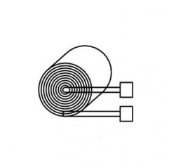Inductor de filtro 30KHZ 1,5mH 22A Bomba de calor Zodiac ZS500