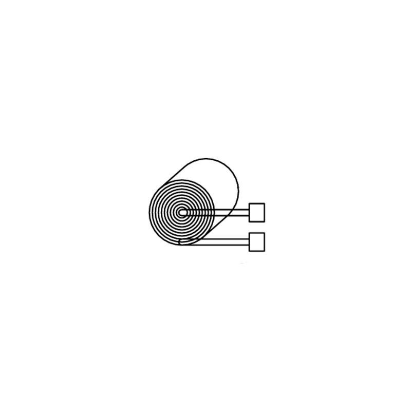 Inductor de filtro 30KHZ 1,5mH 22A Bomba de calor Zodiac ZS500.