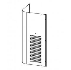 Panel trasero móbil Bomba de calor Zodiac ZS500.