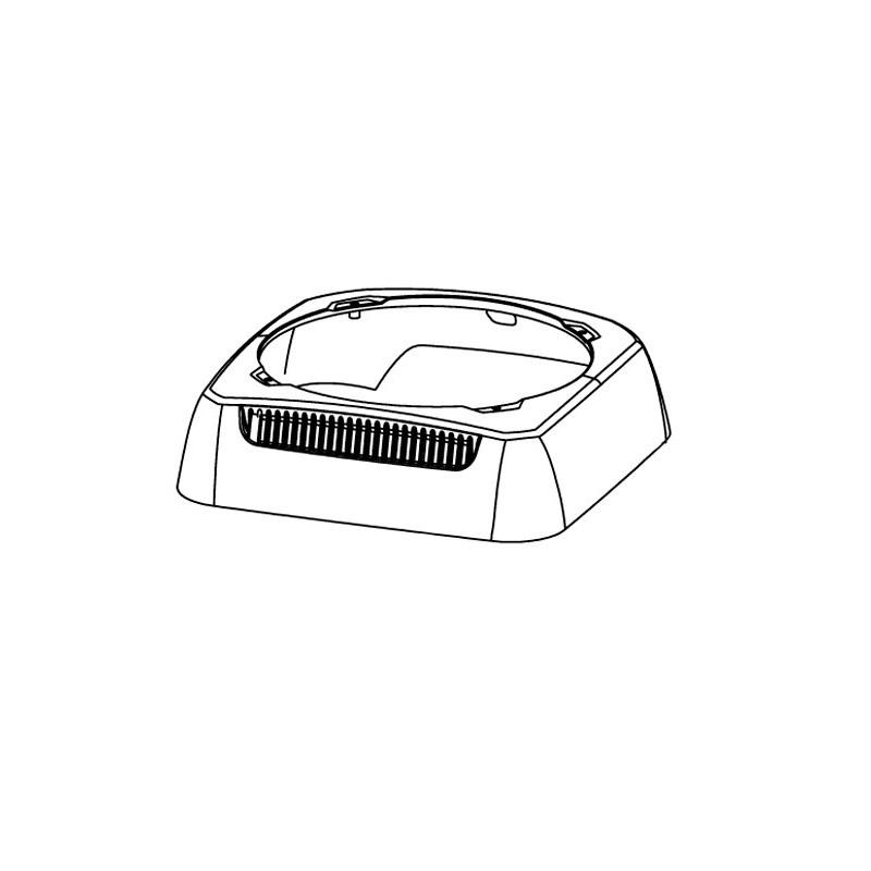 Cubierta superior Bomba de calor Zodiac ZS500.