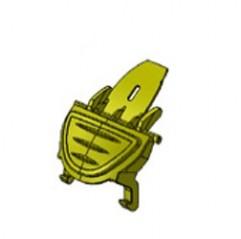 Cierre tapa PMS108 Limpiafondos Zodiac RV4400 - RV5400 - RV5500