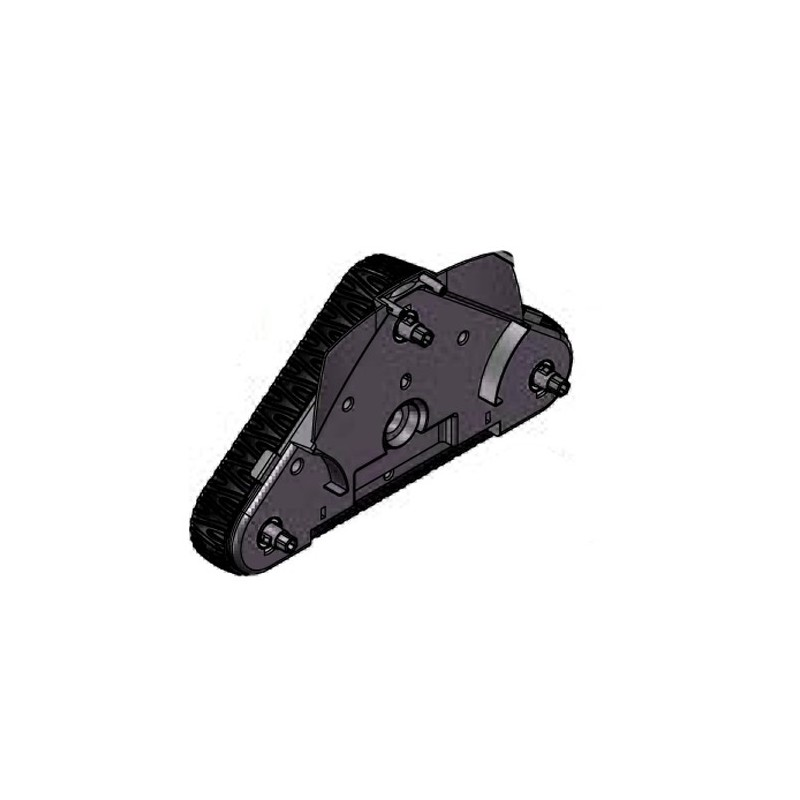 Cassette libre CYCLONX RAL9022  Limpiafondos Zodiac RC4300- RC4400