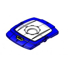 Tapa superior filtro CyclonX A-0 limpiafondos Zodiac RC4400/RC4380