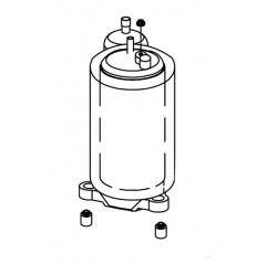 Compresor bomba de calor Zodiac ZS500