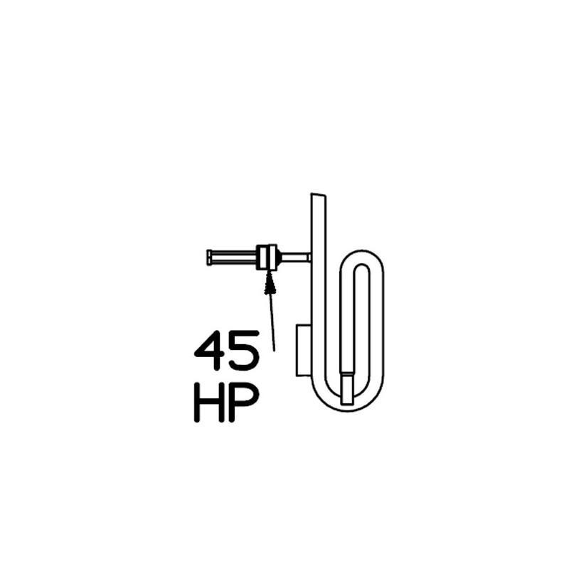 Presostato BP para bomba de calor Zodiac ZS500