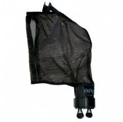 Bolsa estándard negra con cremallera limpiafondos Polaris 3900 Sport