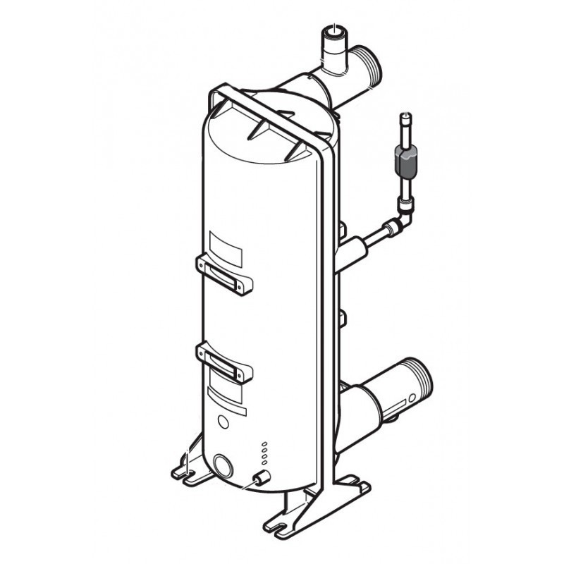 Condensador Zodiac Power First 13 mono
